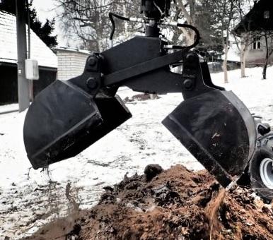 Půdní lopata Vahva Jussi